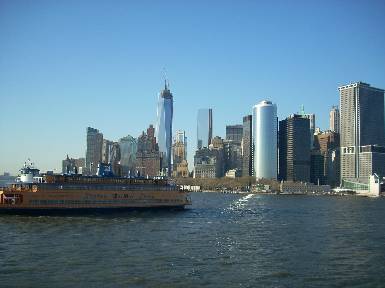 Moving from Bronx to Staten Island