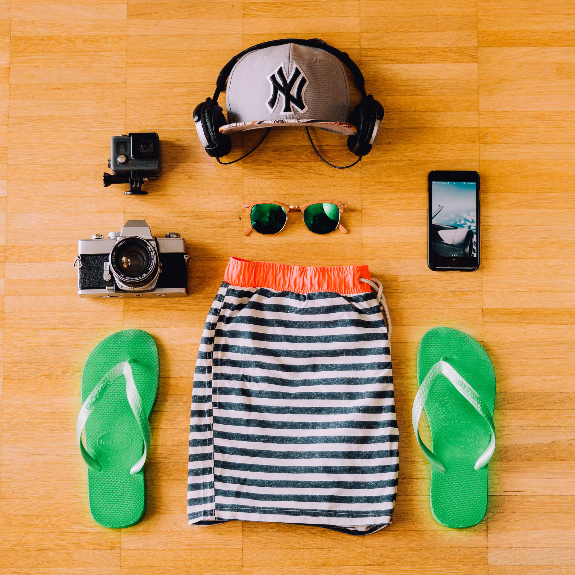Preparing to Pack your summer gear for storage