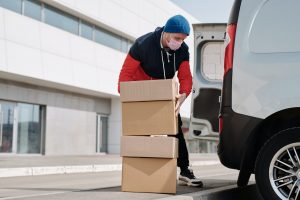 mover who knows how to prepare your items for valet storage