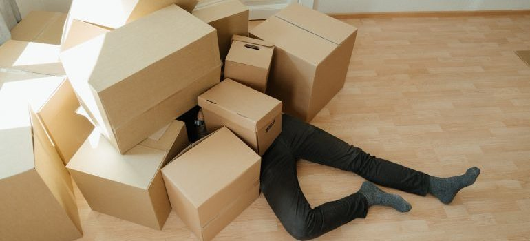 boxes do you need to move