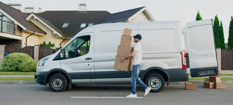 movers who know how to prepare your items for valet storage